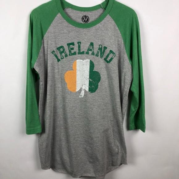 Other - Hybrid | Ireland Baseball Shirt | L